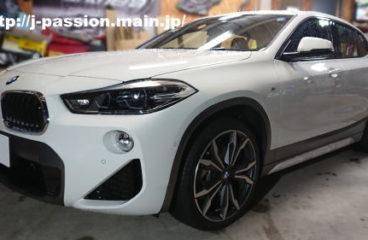 BMW X2 [ドライブレコーダー]